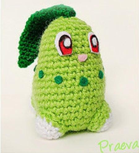 Amigurumi Crochet Patterns Pokemon : coolpics: 20 Pokemon Amigurumi