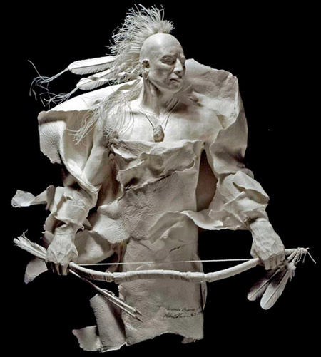 Something Amazing Awesome And Outstanding Paper Sculpture