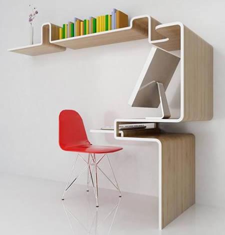 SOMETHING AMAZING 10 Unique Desks Design