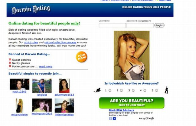 cool usernames for dating websites