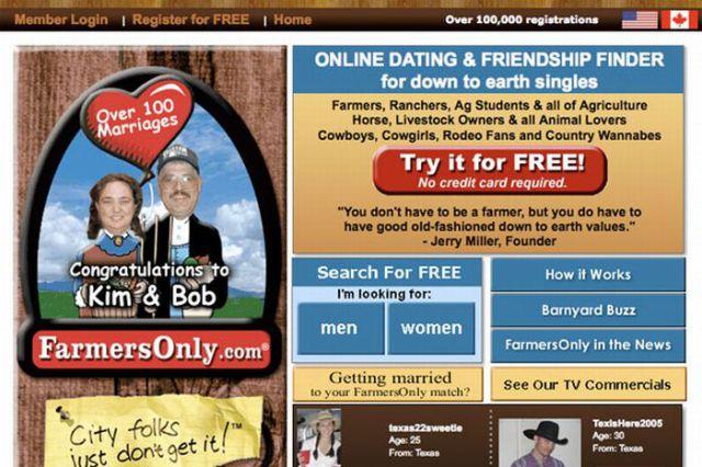 9 weirdest dating sites