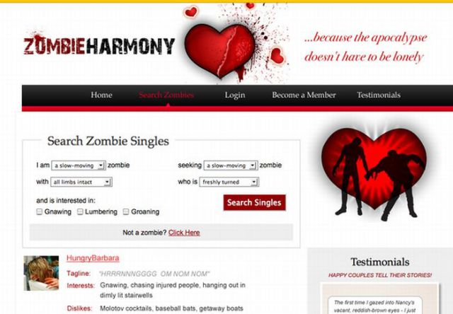 25 weird dating site pictures