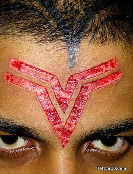 17 Most Extreme Scarification Tattoos