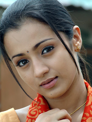 Cinema Picture Buzz: Actress Trisha Wallpaper