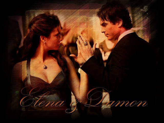 vampire diaries wallpaper damon and. The Vampire Diaries Wallpaper