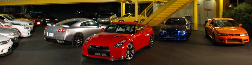 Nissan Skyline GT-R s in the USA Blog