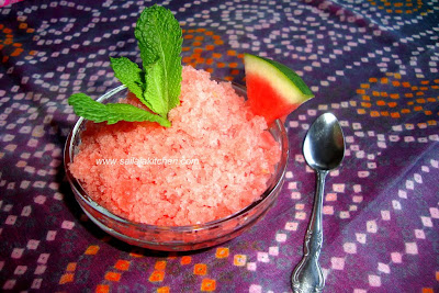 images for Watermelon Granita Recipe