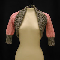 This bolero jacket is still for sale, but you can also custom order one yourself!
