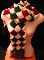 Christmas scarf...you know you want to buy it!