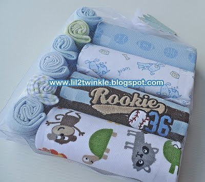 Baby  Gift  on Lil  Twinkle  New Born Baby Boy Gift Set