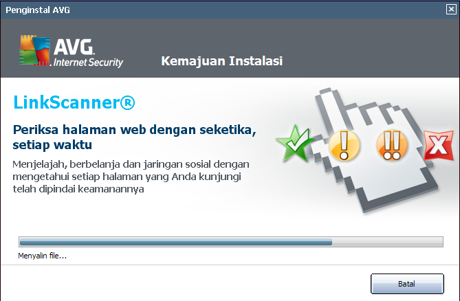 Cara Instal Antivirus AVG 2011 Full Version ~ ATPA soft