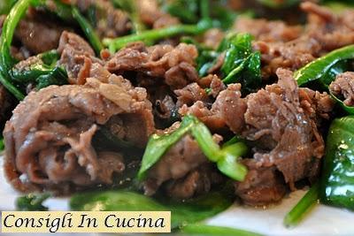 Consigli in cucina straccetti di carne ricette for Cucinare tagliata
