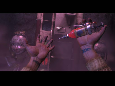 Jaw of fenris july 2008 for Bioshock wrist tattoo