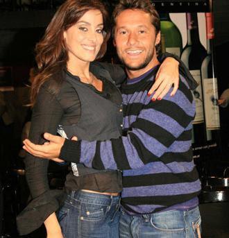 Diego Torres y Débora Bello
