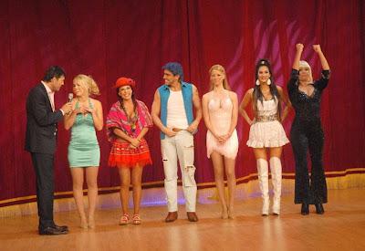 Wanda Nara quedó eliminada de El Musical de tus sueños