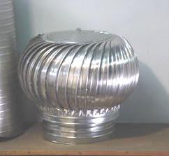 "Extractor Eólico Mod. VH20"" (Ø 500 mm)"