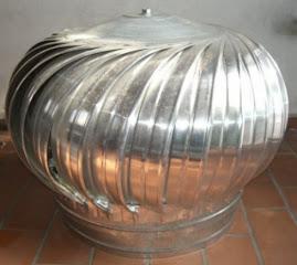 """Extractor Eòlico Mod. VH24"""" (Ø 600 mm)"""