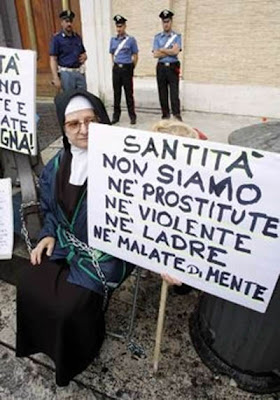 Irmã Albina Locantore