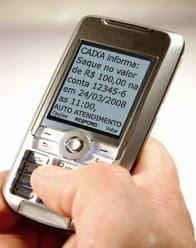 SMS para celular