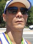 Fernando Pangaré. Brazilian ultra runner.