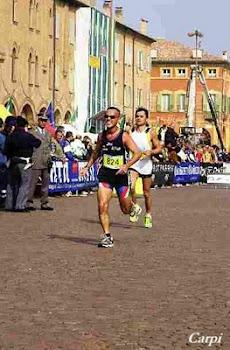 Maratona di Carpi 2005
