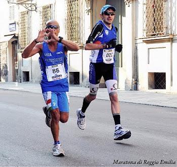 Maratona di Reggio Emilia 2010