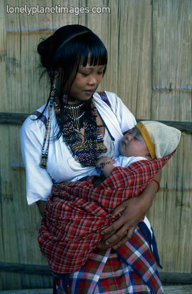 mansaka woman