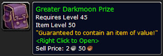dmprize The Darkmoon Faire Guide: part 3, Vendors.