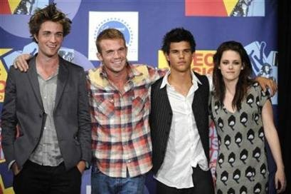 The twilight cast members!!!!