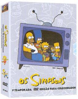 Os Simpsons – 1ª Temporada Completa DVDRip XviD – Dublado