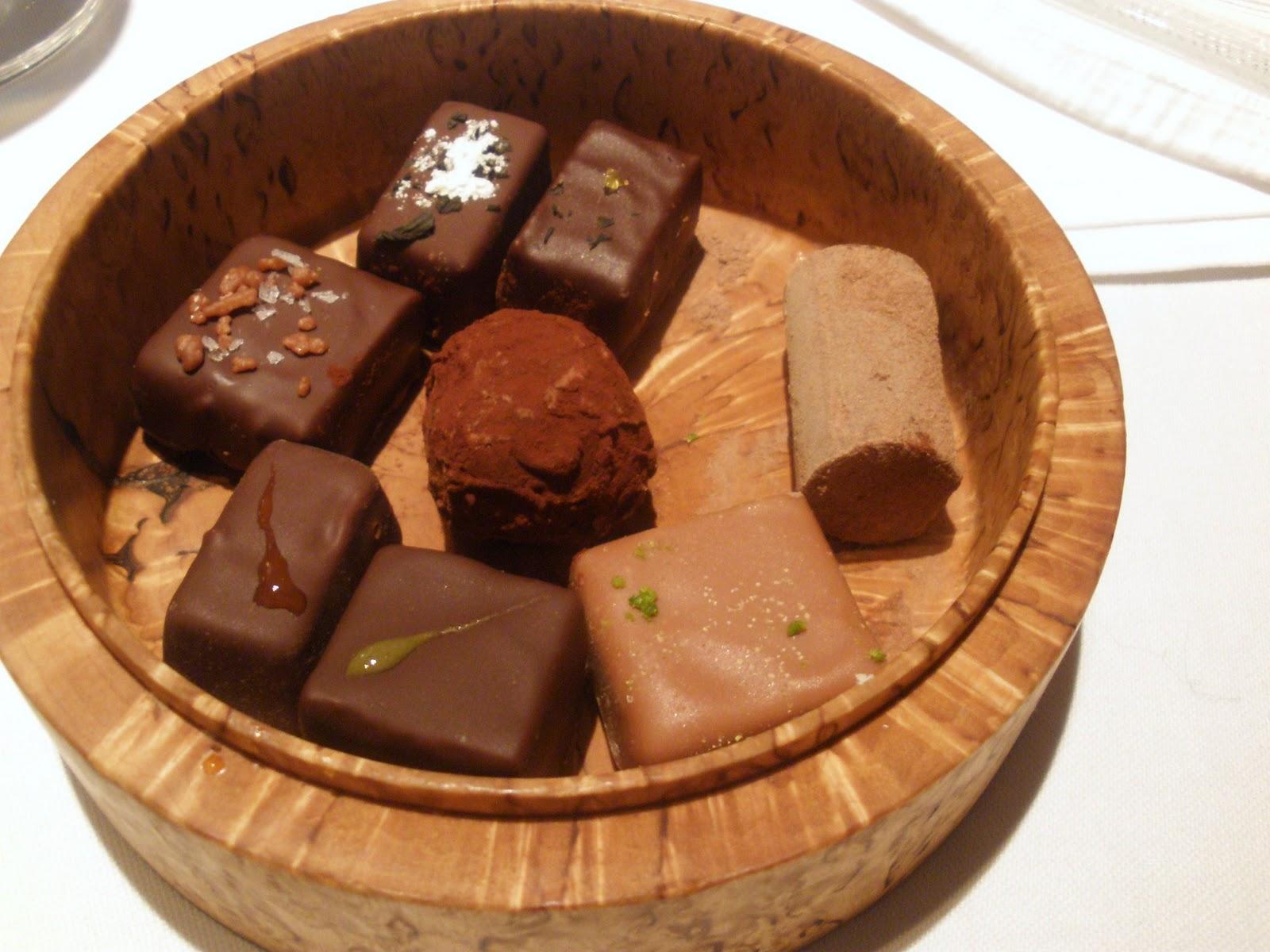 Tom Aikens' Chocolate Crepes Recipe — Dishmaps