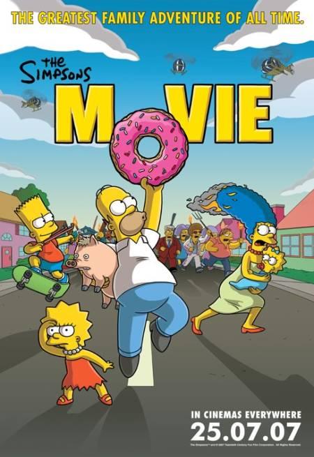 Os Simpsons: O Filme Dublado