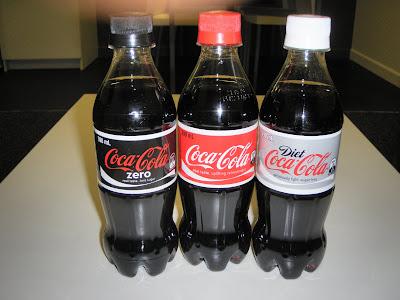 Coke Bottles Smaller Coke Bottles
