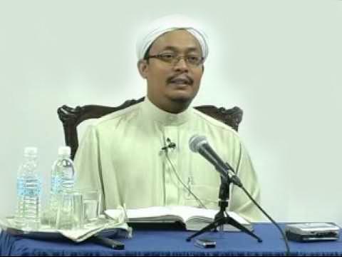 foto Itulah Dajjal - Ustaz Kazim Elias (Video)