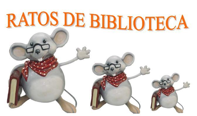 RATOS DE BIBLIOTECA