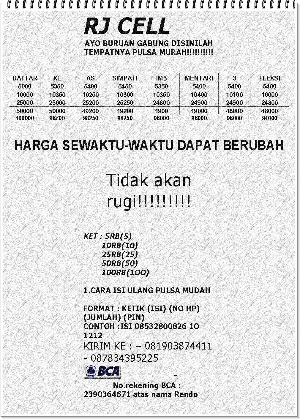 Image Result For Pulsa Murah Next Tronik