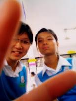 Kelly and I