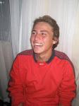 Flávio Fernando Faccin: Meu Filho Mais Novo; (19 anos).