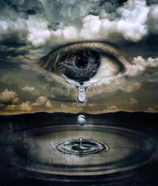 My Feeling Heaven: Tears