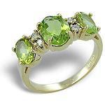 Peridot jewelleries