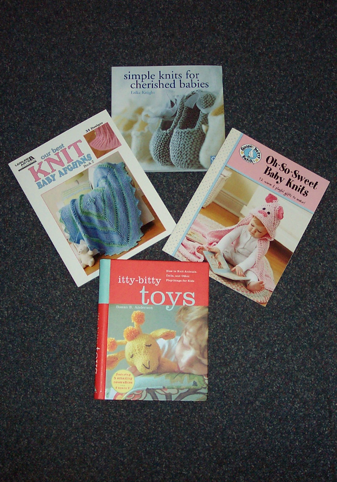 Knitting For Babies Books : Georgetown yarn knits books