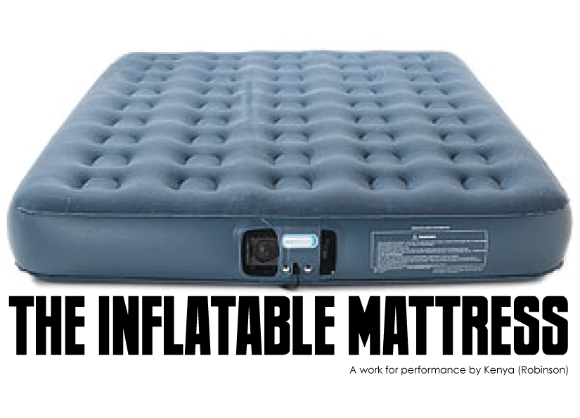 The Inflatable Mattress