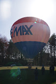RE/Max Hot Air Balloon