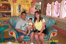 Marissa's 1st Disney Trip