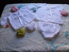 caricias para la bebita