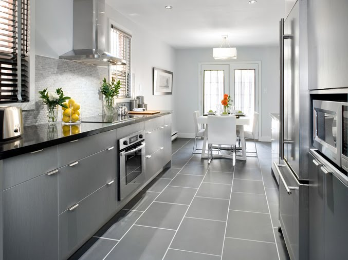 BA interior design: Modern konyha