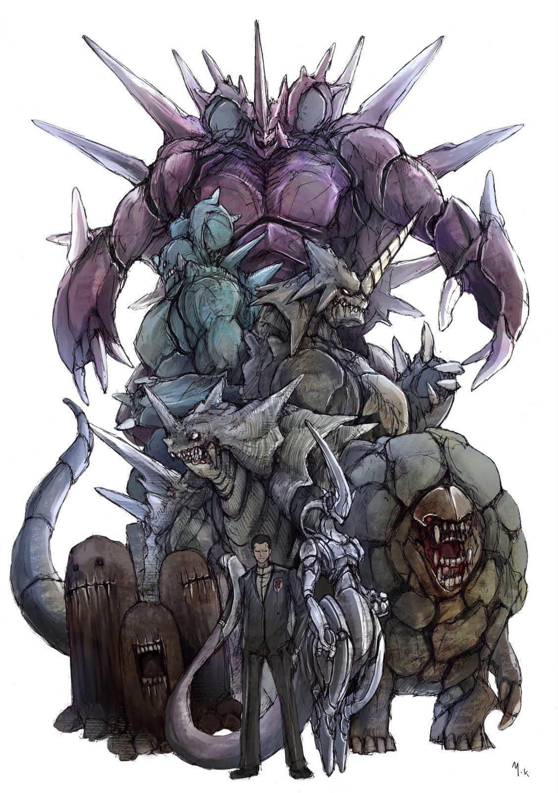 Some nice alternative art, i found about Pokemon, Seems pretty epic.