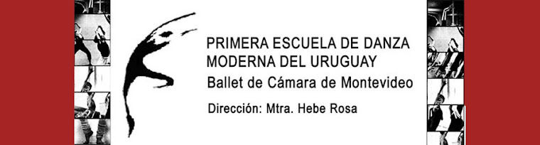 1 ESCUELA DE DANZA MODERNA DEL URUGUAY