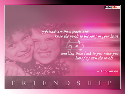 Friendship Wallpapers
