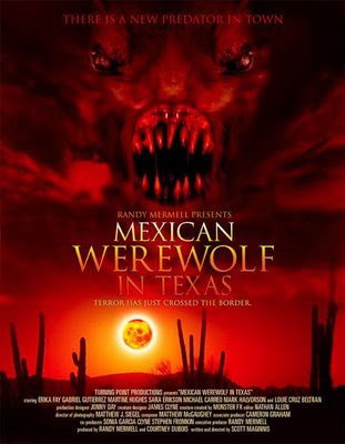 MEXICAN WEREWOLF IN TEXAS  []